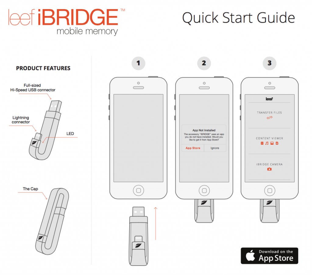 iBRIDGE-quick-start-guide