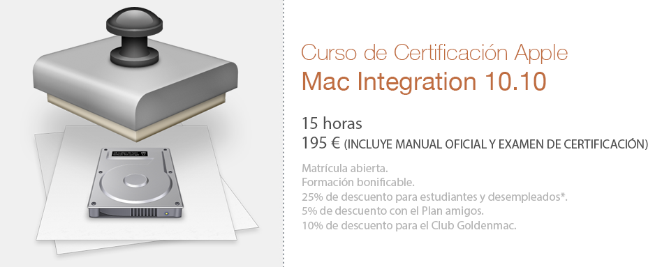 Curso Mac Integration