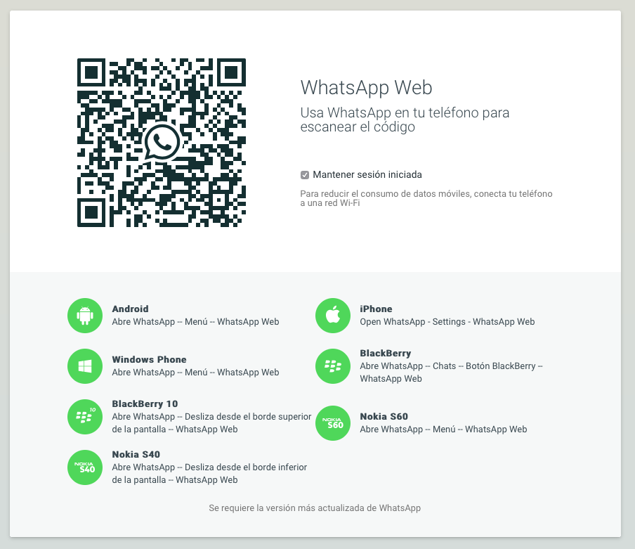 WhatsApp-web-mac