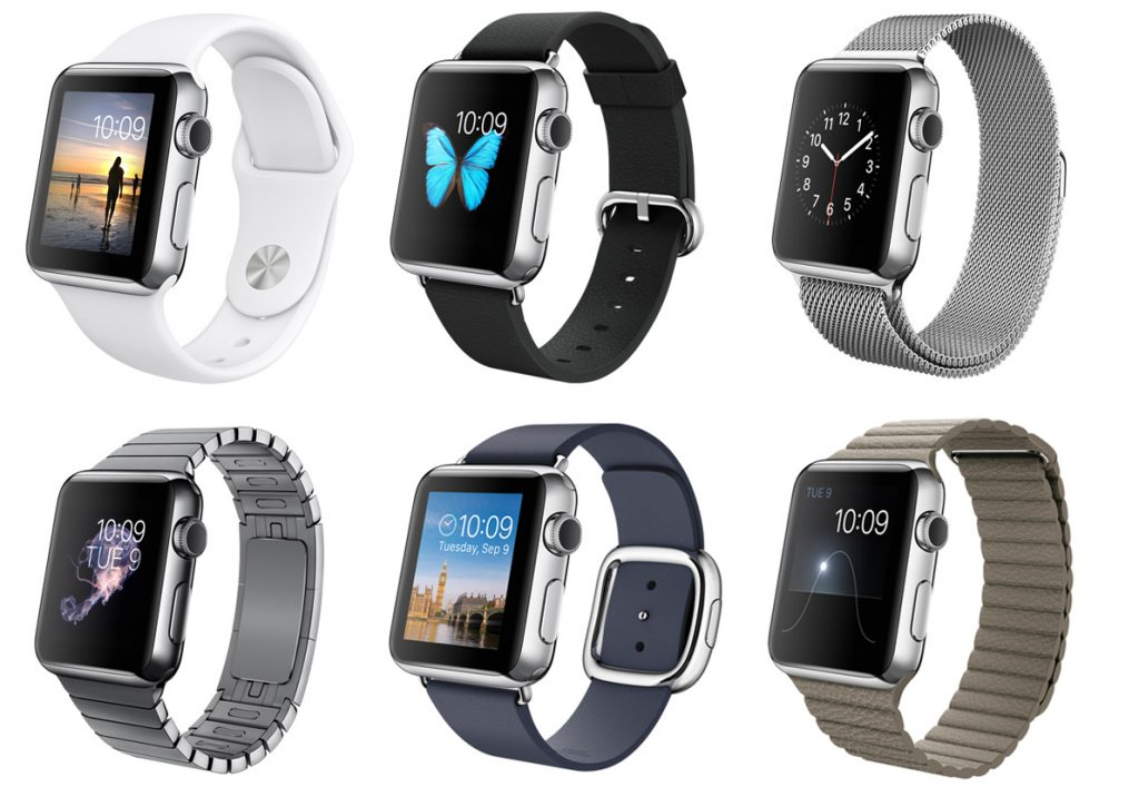 Apple-Watch-Colection
