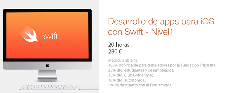 Desarrollo Swift Nivel1